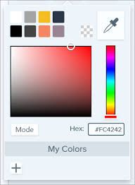 Use A Color Picker To Select An Exact Color From An Image