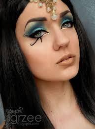 egyptian style eye makeup