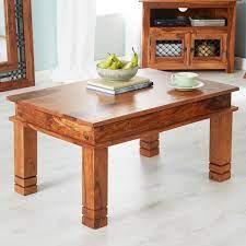 jali sheesham thakhat coffee table