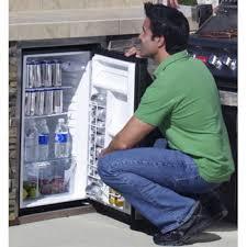 fresh ideas bull outdoor refrigerator stunning urban islands outdoor refrigerator
