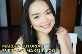 makeup tutorial everyday makeup look