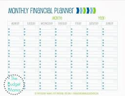 Monthly Finance Planner 2018 Real Life On A Budget Planner Frugal Living Tips