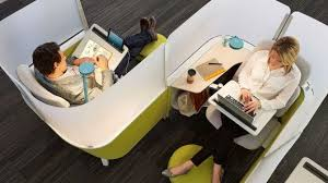 fun office furniture. House-Shaped Office Furniture · Concentration-Boosting Cubicles Fun A