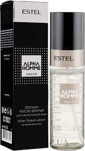 Estel Professional <b>Alpha</b> Homme <b>After</b> Shave <b>Lotion</b> - <b>Лосьон после</b> ...
