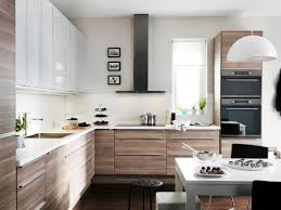 Plain Modern White Kitchen Ikea Top 25 Best Cabinets Ideas On With Inspiration