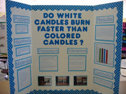 Science Fair Chart Template All Things Beautiful The Secret To Science Fair Success