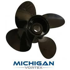 Omc Stern Drive Propeller Chart Michigan Vortex 4 Blade Propellers For Volvo Penta Sx Stern Drives