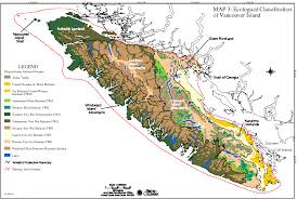 Area Detail Maps Of Thetis Island Gulf Islands Pacific