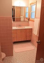captivating pink bathroom design in