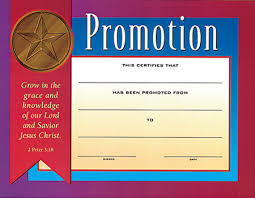 certificate of promotion template promotion certificates templates hunecompany com