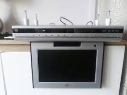 Under Cabinet Tvs Kitchen Never Used Avi Av161006 Kitchen 10 Lcd Tv Dvd Under Cabinet