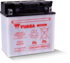 Powersport Battery Size Chart Motorcycle Batteries Powersports Batteries Yuasa Made