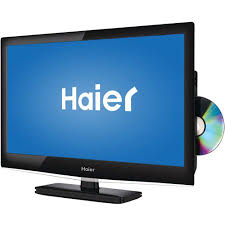 haier 24 inch tv. haier america lec24b1380 24 led with dvd 1080p 60 hz inch tv