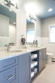 double vanity lighting. Double Vanity Lighting Bathroom Ideas Beveled Mirror With I