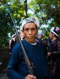 ชาวมง ปาซา เจาของฉายา ชนเผามอปน สดทายของจน