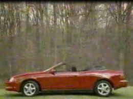 1995 Toyota Celica Convertible Test Drive