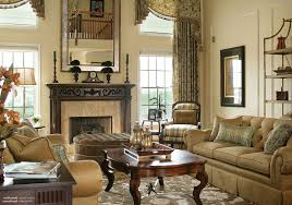 Living Room Curtain Ideas And How To Choose The Right One  Traba Traditional Living Room Curtains