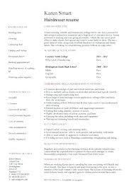 Cosmetologist Resume Sample Free Cosmetology Cover Letter Samples ...