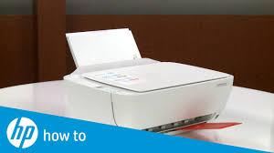 Hp Deskjet 2600 Light Blinking Fixing A Paper Jam On The Hp Deskjet 3634 Printer