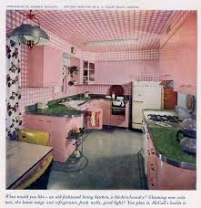Pink Kitchen Pink The Fashion Historian