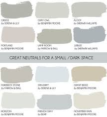 Design Mistake #3: Painting A Small, Dark Room White (Emily Henderson)