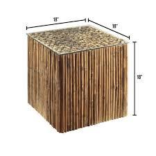 padma s plantation bamboo stick 18 in
