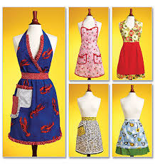Butterick Apron Patterns