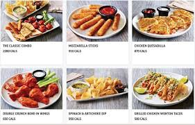 Applebee S Calories Chart Applebees Menu Prices Lunch Menu 2 For 20 2 For 25