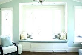 bay window seat.  Seat Bench Seat Cushion For Window Bay Cushions  With Bay Window Seat