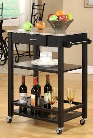 A Bar Cart Can Provide More Moveable Alcohol Storage