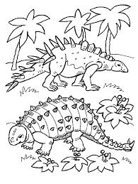 Disegni Da Colorare Dinosauri Per Bambini Disegni Da Colorare