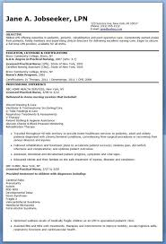 Efabfbafefbadfa Web Photo Gallery Licensed Practical Nurse Resume