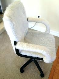 fur office chair decorative office chair faux fur desk chair beautiful decoration also full size of fur office chair fur office chair cover