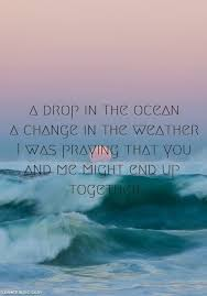 A Drop In The Ocean Pictures Photos And Images For Facebook
