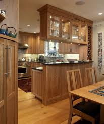 Recessed Lighting Kitchen Amazing Natural Cherry Kitchen Traditional With Recessed Lighting