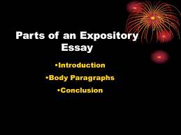 structure and framework expository essays what is an expository  3 parts of an expository essay introduction body paragraphs conclusion