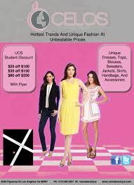 clothing flyer design galleries for inspiration feminine modern boutique flyer design by distant design