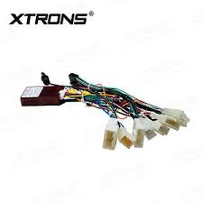 car stereo radio iso wiring harness connector adaptor cable jbl for prius radio wiring harness at Prius Wiring Harness