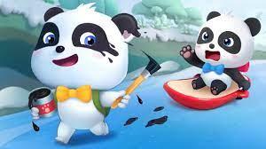 Đó có phải là Kiki? | Gấu trúc Kiki panda và những người bạn | Phim hoạt  hình thiếu nhi hay BabyBus - YouTube