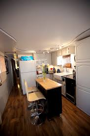 Retro Mobile Homes Total Trailer Remodel Mobile Manufactured Home Living
