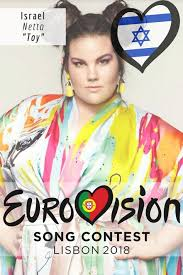 Eurovision Song Contest 2018 Israel Toy By Netta