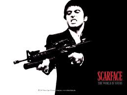 Scarface Wallpaper For Bedroom Scarface Wallpapers Download Movie Free Crime Scarface Black And