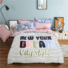 image of girls bed sheet twin