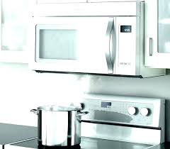 small over the range microwave. Short Over The Range Microwave Small Oven Stove . E