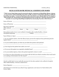 23 Images Of Doctor Sick Leave Form Template Eucotech Com Medical