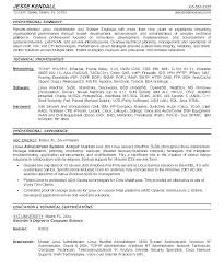 Resume Templates Entry Level Awesome Network Security Administrator Resume Resume Templates Entry Level