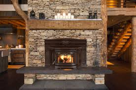 Fancy Fireplace Simple Fisher Fireplace Insert On A Budget Fancy At Fisher