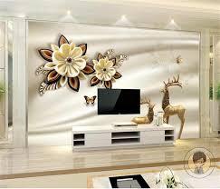 Xchelda Custom Moderne Luxe Foto Muurschildering 3d Behang Papel De