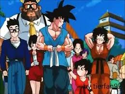 <b>Dragonball Z</b> - <b>Son</b> Goku und Pan - YouTube