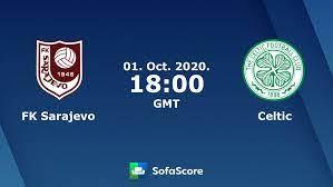 FK Sarajevo - Celtic Live ticker, H2H und Aufstellungen